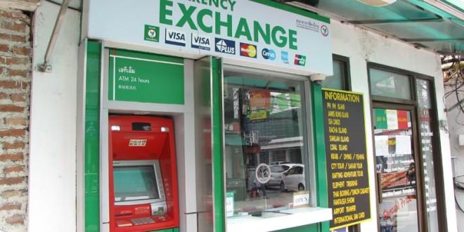 ATM Phuket fee