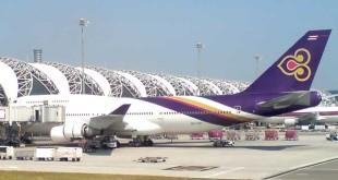 thai-airways bangkok suvarnabhumi