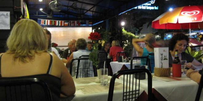 talay restaurant karon