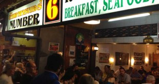 number 6 restaurant patong