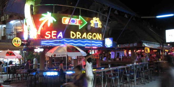 Ausgangssperre Phuket Patong
