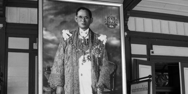 könig thailand
